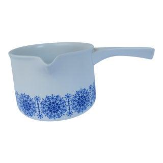 German Blue & White Pot