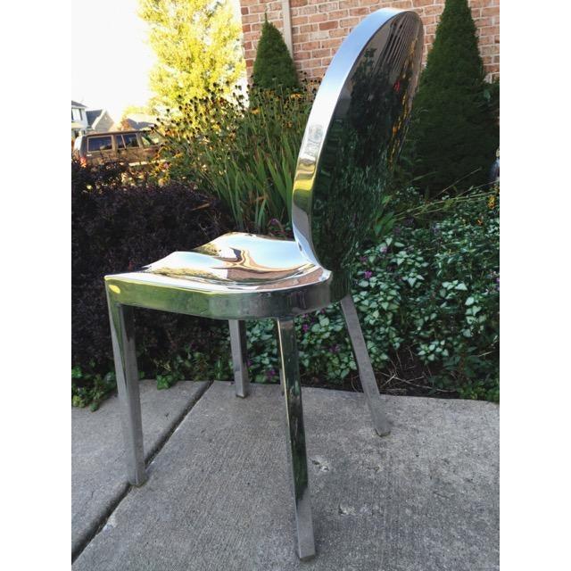 Emeco X Starck Kong Chair Polished Chairish
