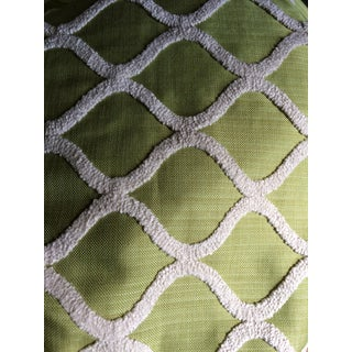 Swavelle Mill Creek DNA Grass Embroidered Fabric - 6 Yards