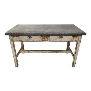 Vintage Desk Work Table