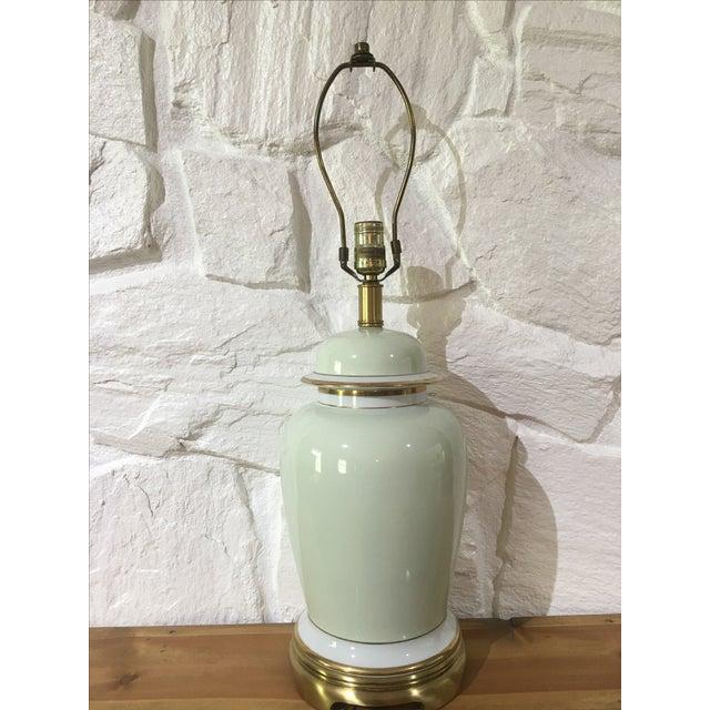 Vintage Frederick Cooper Ginger Jar Lamp - Image 3 of 5