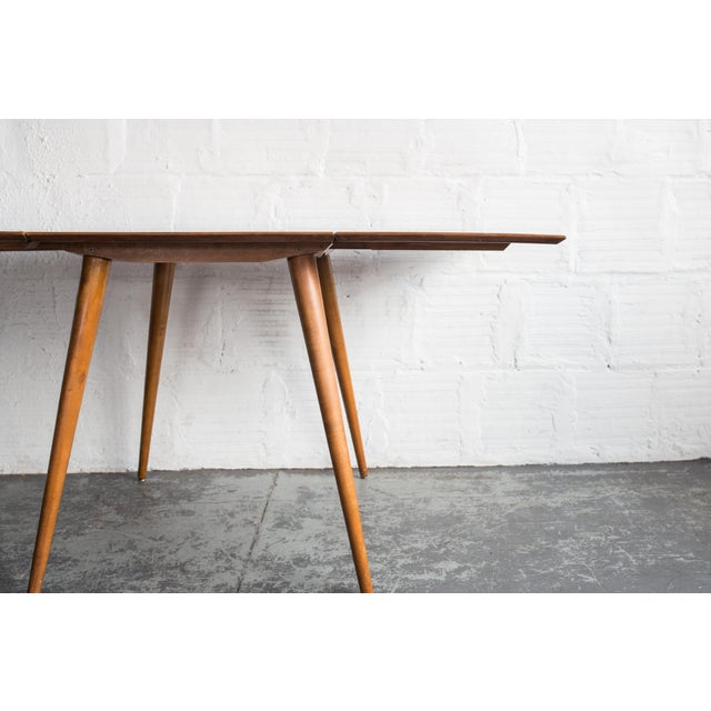Paul McCobb Drop Leaf Dining Table - Image 4 of 9