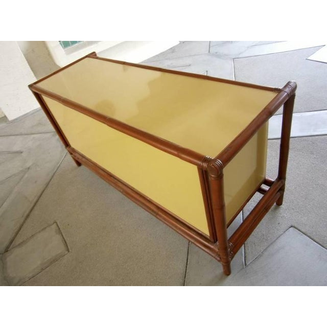 Mid-Century Asian-Style Sideboard - Image 2 of 5
