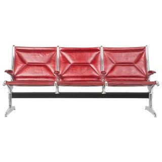 Eames for Herman Miller Tandem Sling Bench