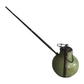 Vintage Vietnamese Celadon Water Opium Pipe