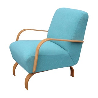 Alvar Aalto Style Bentwood Rocking Chair