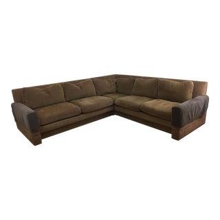 Custom L-Shape Sectional Sofa