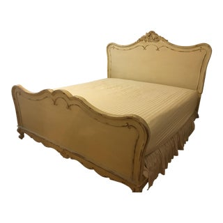 French Country King Bed