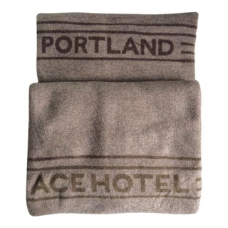 Pendleton for Ace Hotel: Portland Elk Blanket - Queen Size
