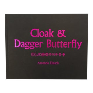 Cloak and Dagger Butterfly Coffee Table Book