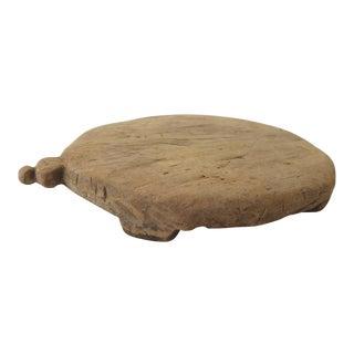 Vintage Indian Chapati Board
