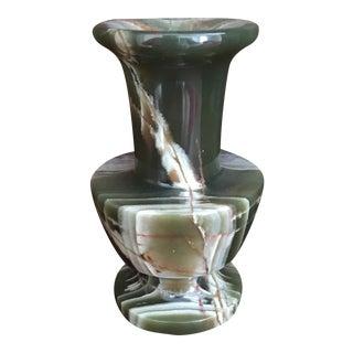 Green Malachite Stone Vase