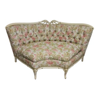 French Style Banquette Seat