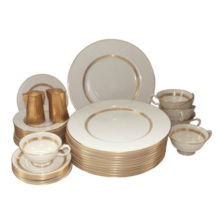 Lenox China Imperial Dinnerware Place Settings for 12 (32 Pcs.)