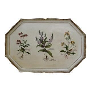 Florentine Botanical Tray