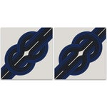 """Image of Tie the """"Knot"""" Large Vintage 1970 Prints - A Pair"""