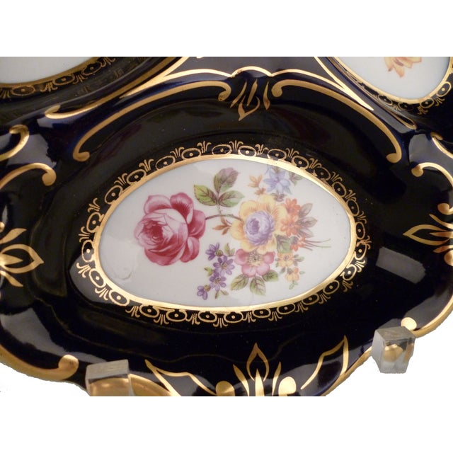 Image of Jlmenau Porcelain Serving Platter