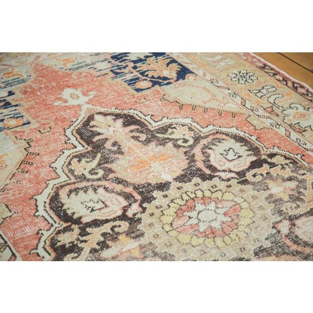 Vintage Oushak Carpet - 4′10″ × 8′2″ - Image 3 of 10