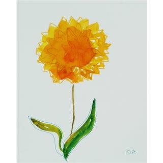 Yellow Flower Multimedia