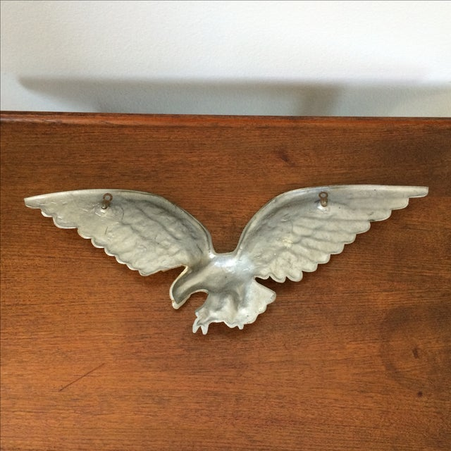 Image of Vintage Gold Metal Eagle