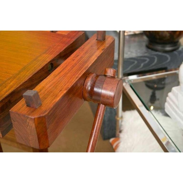 Rhodesian Teak Work Bench - Image 8 of 9