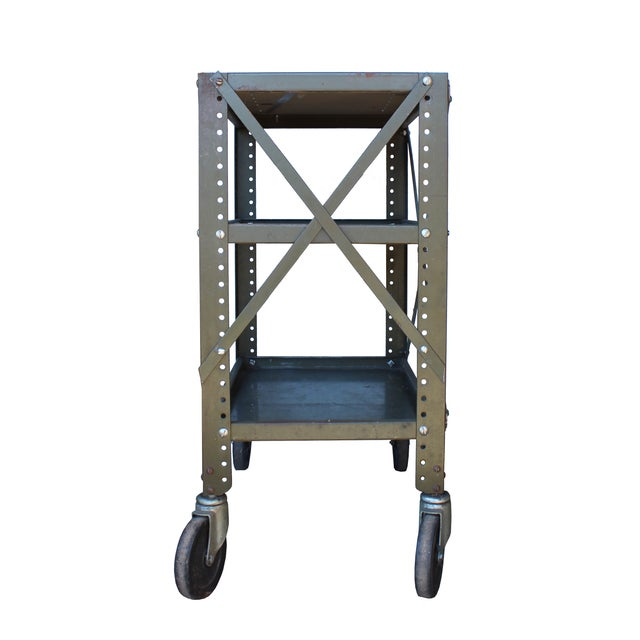 Industrial Rolling Cart - Image 2 of 2