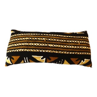 Mud Cloth Long Pillow