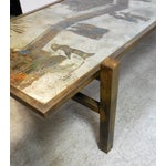 Image of Stunning Tao Coffee Table by Philip and Kelvin LaVerne