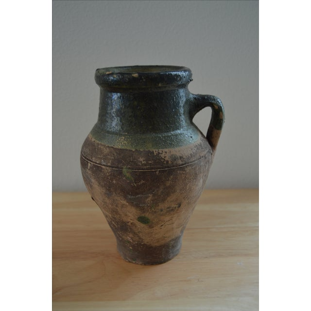 Greek Antique Koyroypa Pottery Vessel - Image 4 of 4