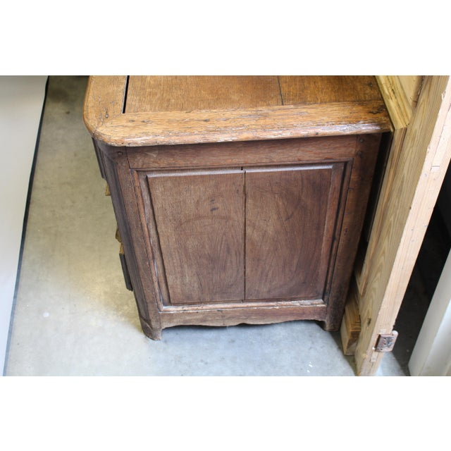 French Oak Louis XV Style Commode - Image 8 of 8