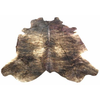 Brazilian Cattle Hide - 7′ × 9′