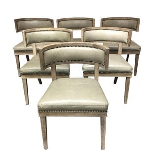 Carter Dining Chairs - Set of 6