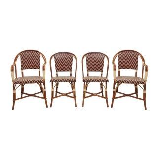 Maison Gatti French Bistro Chairs - Set of 4