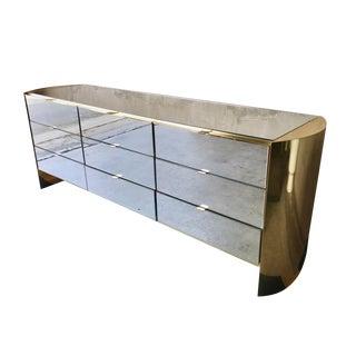 Ello Mirror & Brass Dresser