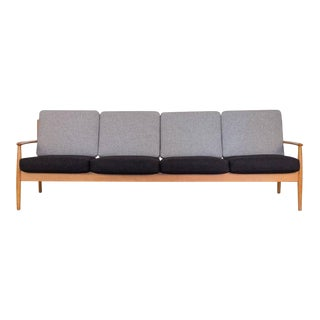 Grete Jalk Four-Seat Sofa