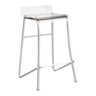 Acrylic Counter Chair