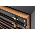 Image of Mid-Century Orientalist Chest of Drawers