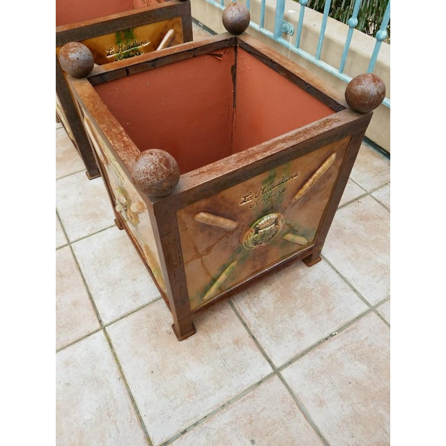 French Anduze Garden Planters - A Pair - Image 5 of 9