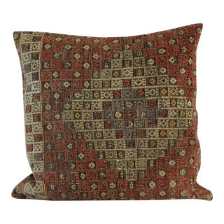 Handmade Turkish Kilim Pillow Cover