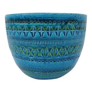 Aldo Londi Bitossi Pottery Planter
