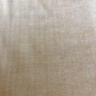 Cowtan & Tout Velvet Fabric in Waldorf Camel - 2 Yards