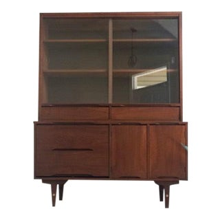 Stanley Mid-Century Modern Display Case