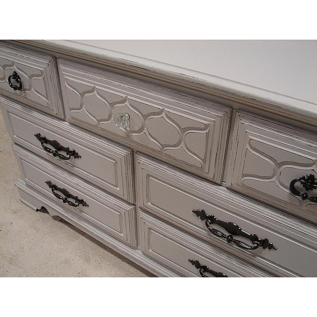 Image of Sumnter Furniture Dresser in Seagull Gray