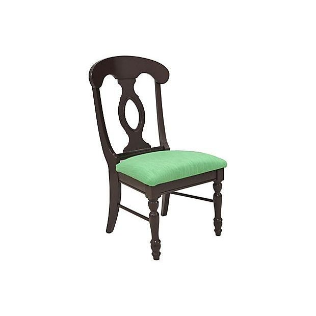 Biedermeier Kate Spade Dining Chairs - Set of 4 - Image 2 of 8