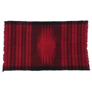 """Vintage Persian Blanket - 2'10"""" x 4'9"""""""