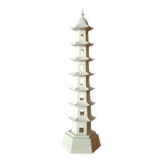 White Porcelain Pagoda