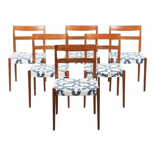 Dining Chairs by Nils Jonsson for Troeds, 1960s - Set of 6
