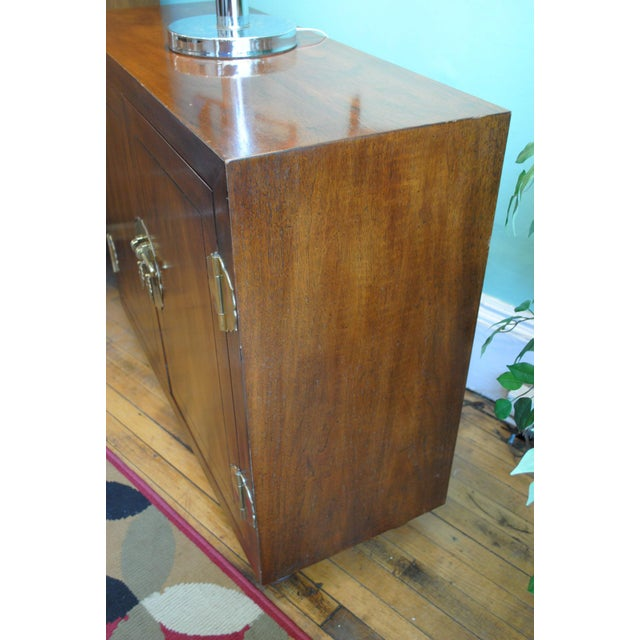 Mid-Century Asian-Style Cabinet - Image 4 of 10