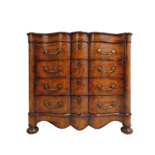 Theodore Alexander Serpentine British Colonial Bachelor Chest Dresser