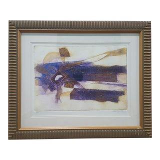 Edward Goldman Abstract